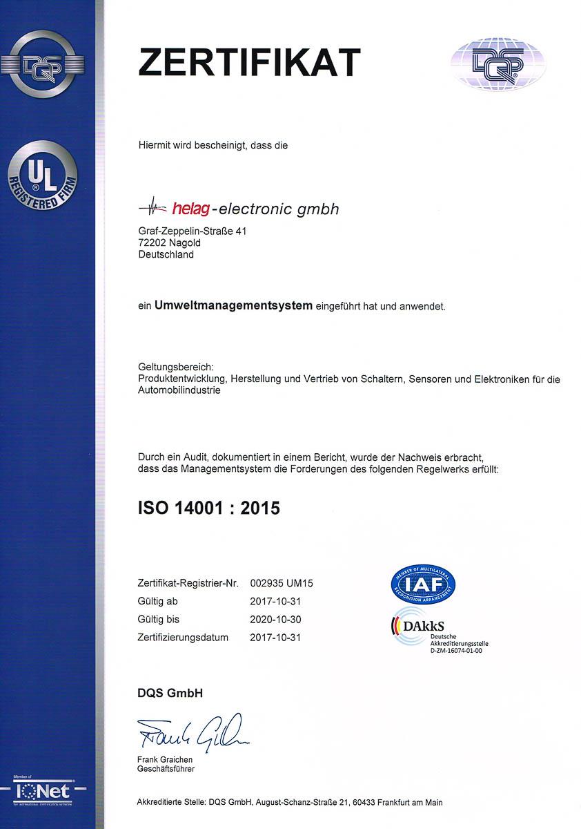 Klick, um das Zertifikat als PDF zu laden